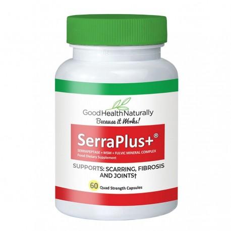SerraPlus+™ 80,000IU - 60 Capsules Home