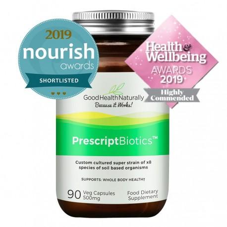 Prescript Biotics™ – 90 Veg caps 500mg Home